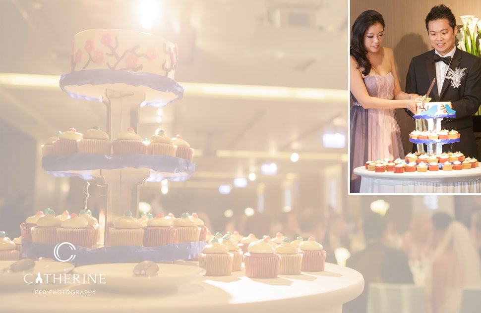 [凱瑟琳]華爾滋浪漫婚禮05 - 凱瑟琳婚紗攝影 - 結婚吧