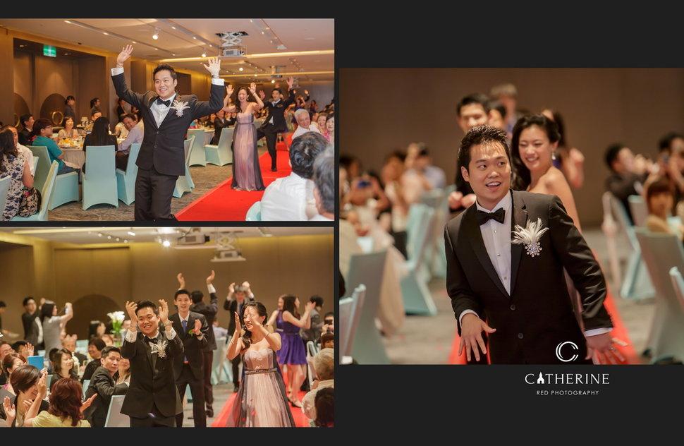 [凱瑟琳]華爾滋浪漫婚禮04 - 凱瑟琳婚紗攝影 - 結婚吧