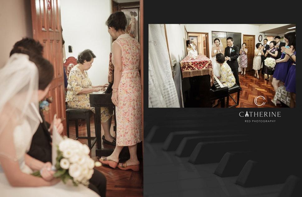 [凱瑟琳]華爾滋浪漫婚禮11 - 凱瑟琳婚紗攝影 - 結婚吧一站式婚禮服務平台