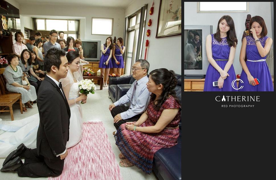 [凱瑟琳]華爾滋浪漫婚禮17 - 凱瑟琳婚紗攝影 - 結婚吧
