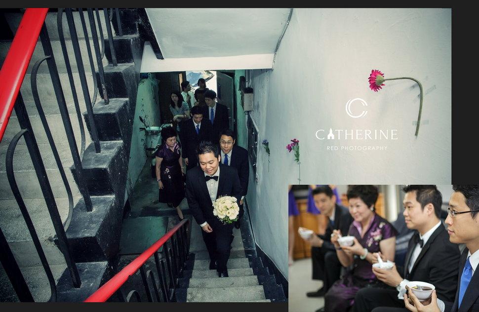 [凱瑟琳]華爾滋浪漫婚禮22 - 凱瑟琳婚紗攝影 - 結婚吧