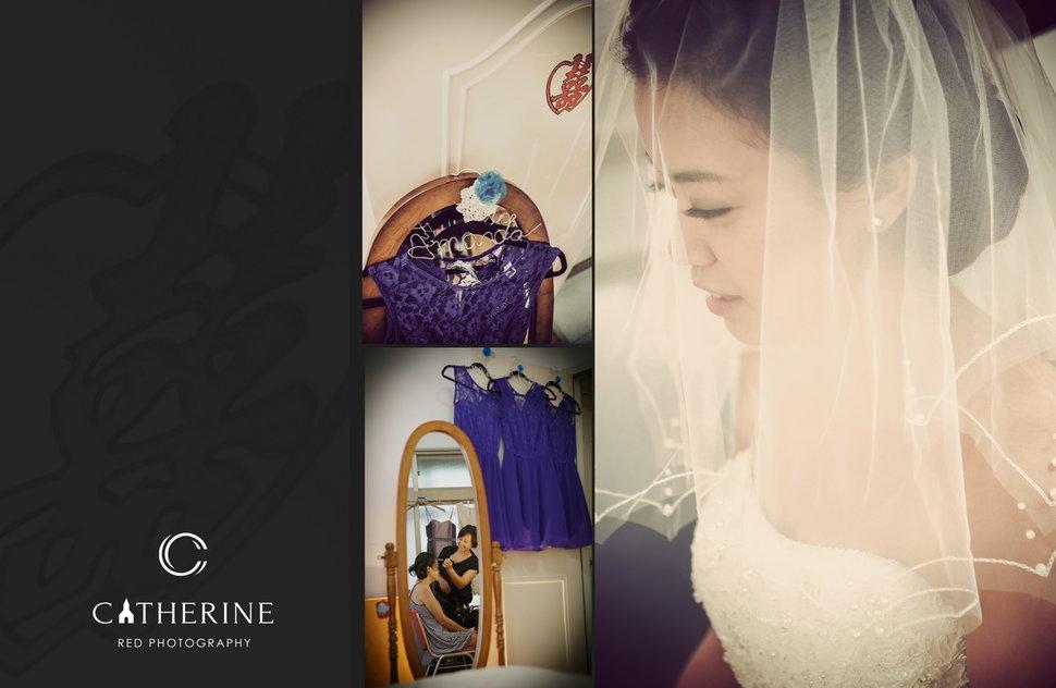 [凱瑟琳]華爾滋浪漫婚禮26 - 凱瑟琳婚紗攝影 - 結婚吧