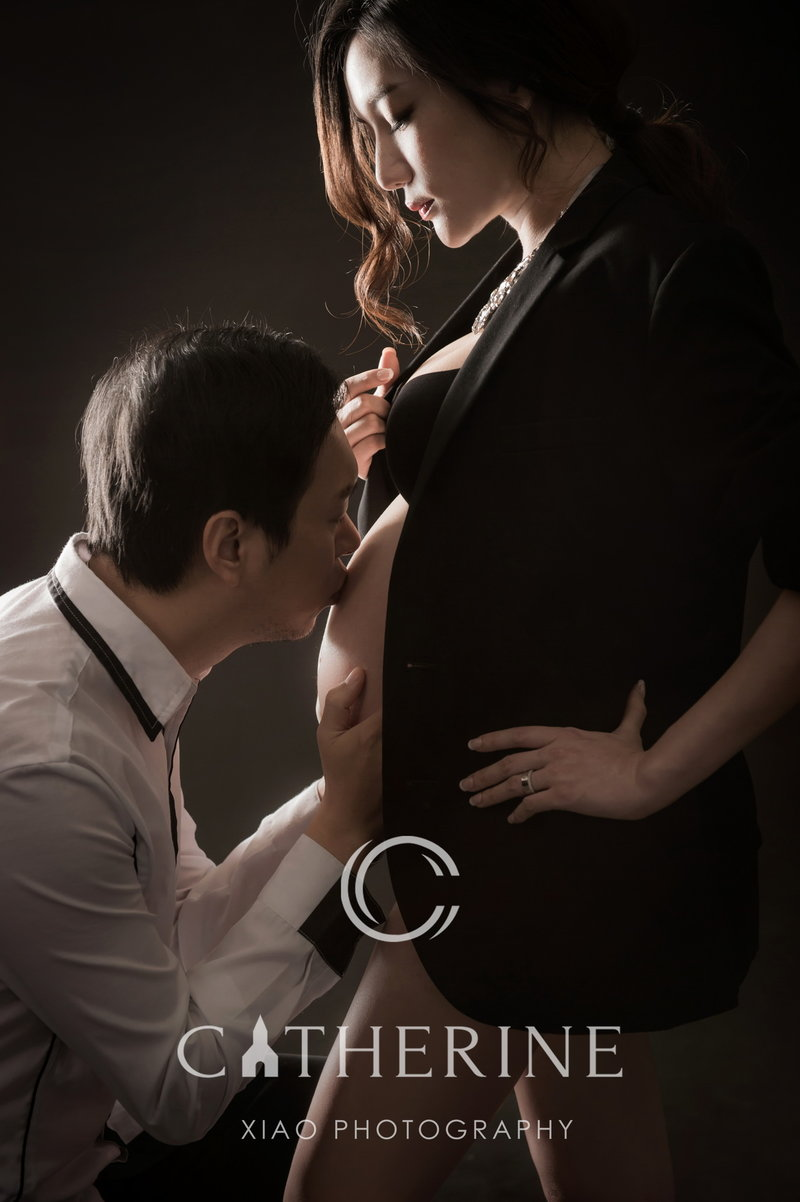 【凱瑟琳】孕婦藝術寫真作品