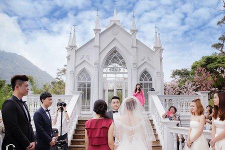 [凱瑟琳]美式風格婚禮攝影#4