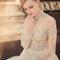 凱瑟琳-Bella手作禮服-藏蕾絲系列