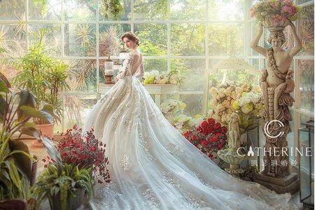 【凱瑟琳婚紗攝影】新款婚紗樣本