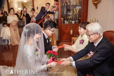 【凱瑟琳婚紗攝影】儀式感婚禮紀錄