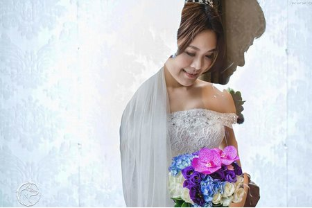 新娘佩芷 結婚午宴
