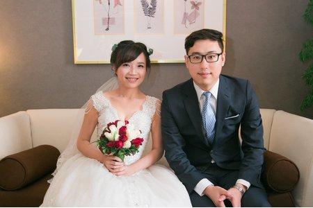 新娘暄芳 結婚午宴