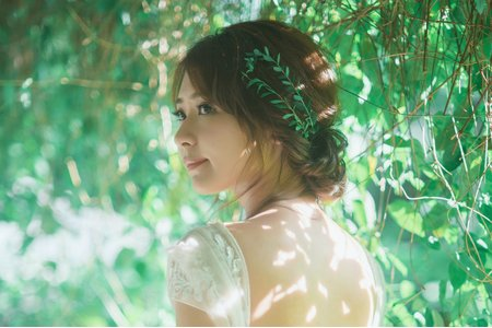 Tiffany自助婚紗