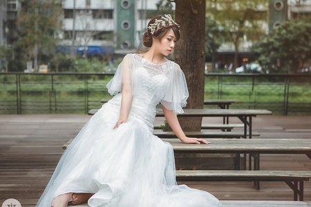 Cathy 自助婚紗