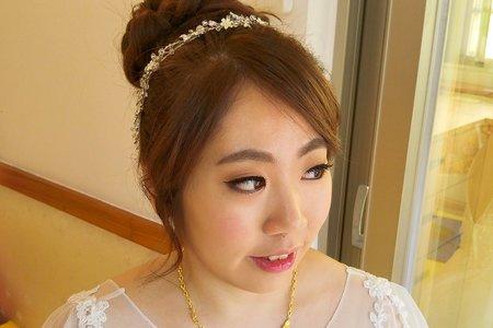 新娘凱蒂 儀式單妝