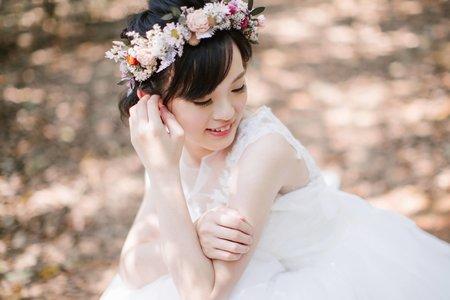 美式小清新自助婚紗