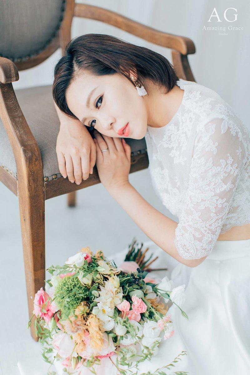 台中美式婚紗