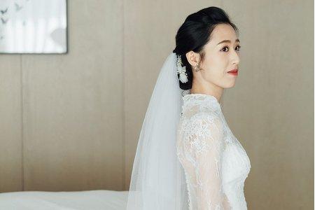 總監煒煒-新娘秘書服務造型方案