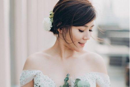團隊造型師米歐-新娘秘書服務造型方案