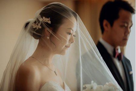 萊特薇庭新娘秘書/西式婚禮造型
