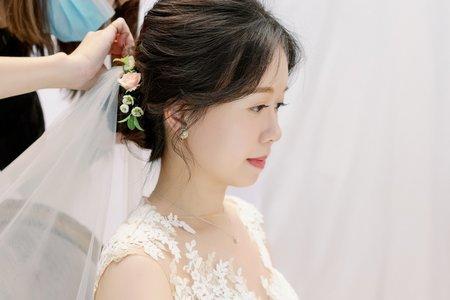 VVG新娘秘書/西式婚禮造型