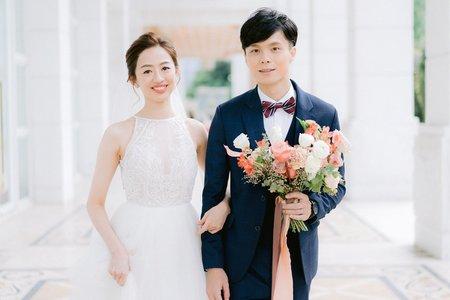林皇宮新娘秘書/西式婚禮造型