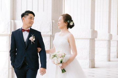 葳格國際會議中心新娘秘書/西式婚禮造型