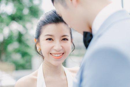 樂尼尼新娘秘書/西式婚禮造型