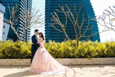 單人婚禮拍照+錄影