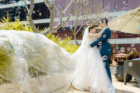 台中林酒店小清新婚紗