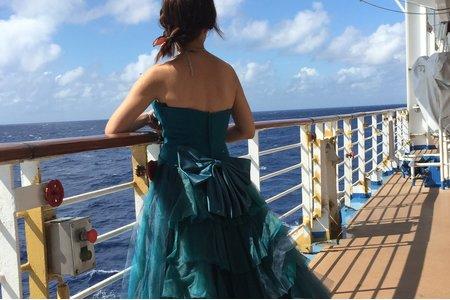 麗星郵輪自助婚紗攝影