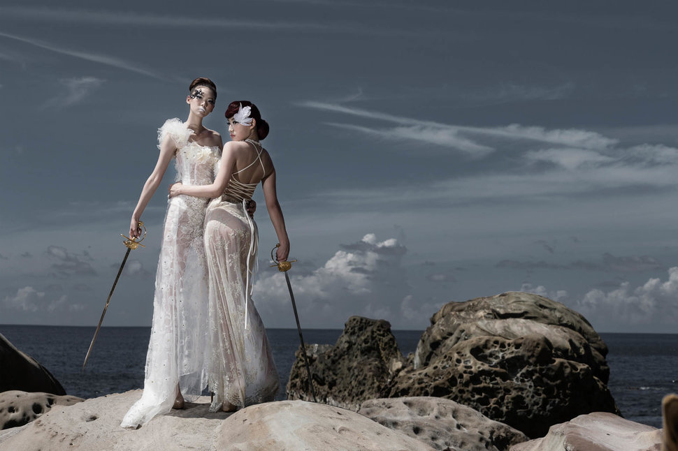 18PHOTO自主婚紗-自信與優雅的征服(編號:214897) - 18PHOTO 婚紗影像攝影工作室 - 結婚吧
