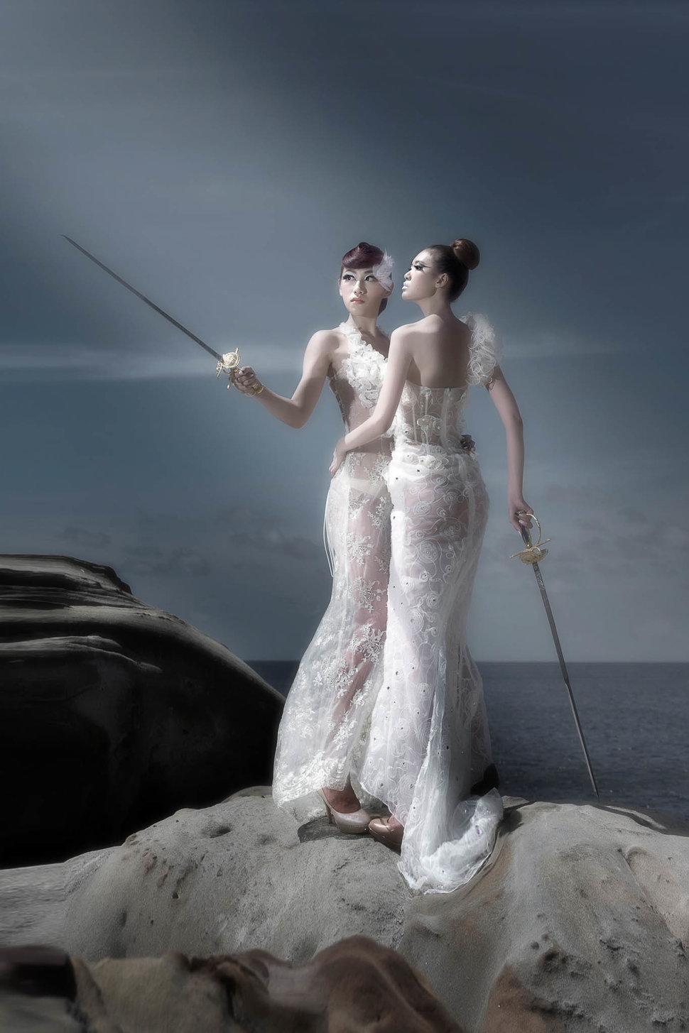 18PHOTO自主婚紗-自信與優雅的征服(編號:214902) - 18PHOTO 婚紗影像攝影工作室 - 結婚吧一站式婚禮服務平台
