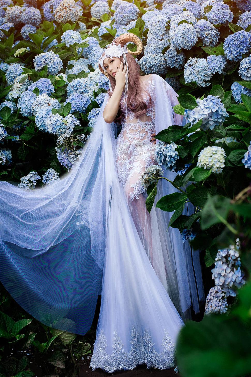 18PHOTO自主婚紗-紫陽花女孩(編號:214908) - 18PHOTO 婚紗影像攝影工作室 - 結婚吧