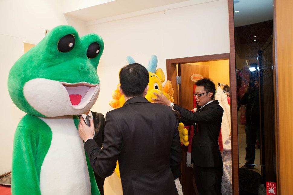 18PHOTO-青蛙王子娶新娘❤️(編號:218644) - 18PHOTO 婚紗影像攝影工作室 - 結婚吧一站式婚禮服務平台