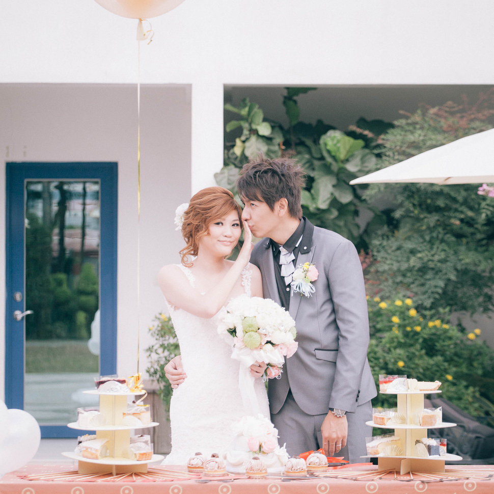 18PHOTO-大育❤️ 小汝(花園婚禮)(編號:226010) - 18PHOTO 婚紗影像攝影工作室 - 結婚吧