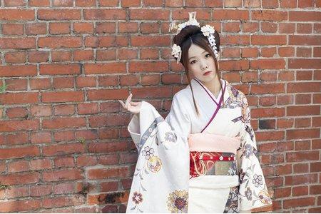 18PHOTO自主婚紗-白無垢、振袖
