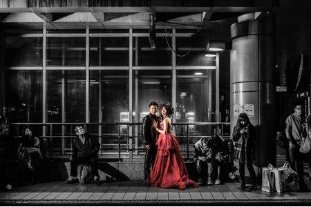 18PHOTO自主婚紗-愛唯一