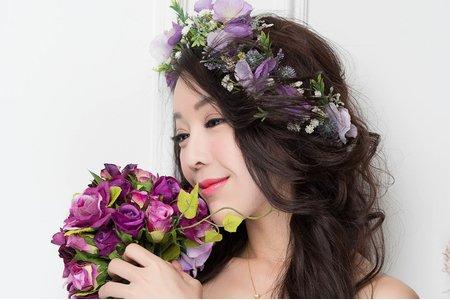 18PHOTO自主婚紗-紫羅蘭