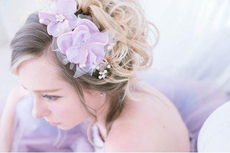 18PHOTO自主婚紗-綻放