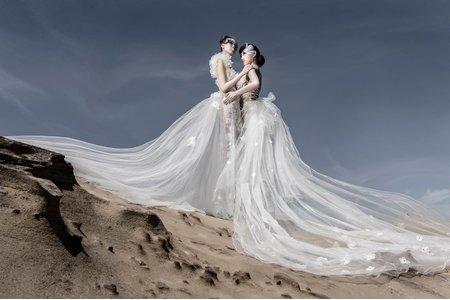 18PHOTO自主婚紗-自信與優雅的征服