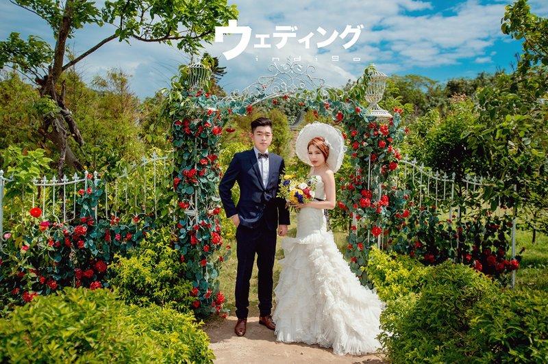 婚紗攝影服務作品