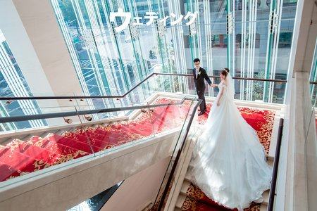 TingYi & YaFang 大倉久和飯店。婚禮紀錄