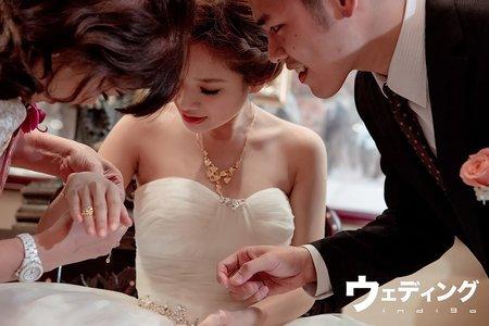 Eric & Eri 台北國賓大飯店。婚禮紀錄