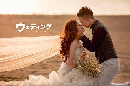 。台灣個性婚紗。CHIHCHI
