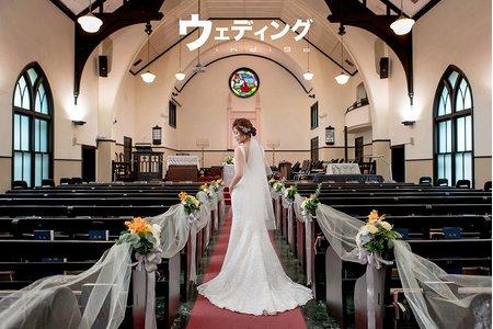 Strike & Melissa 中山基督長老教會。婚禮紀錄