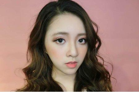 新秘嬿而/韓式浪漫風