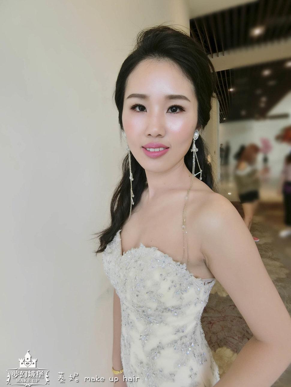 CIMG1748-2 - 夢幻城堡彩妝造型團隊 - 結婚吧