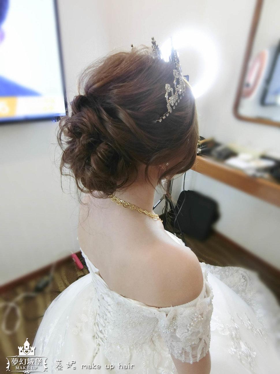 CIMG2102-2 - 夢幻城堡彩妝造型團隊 - 結婚吧