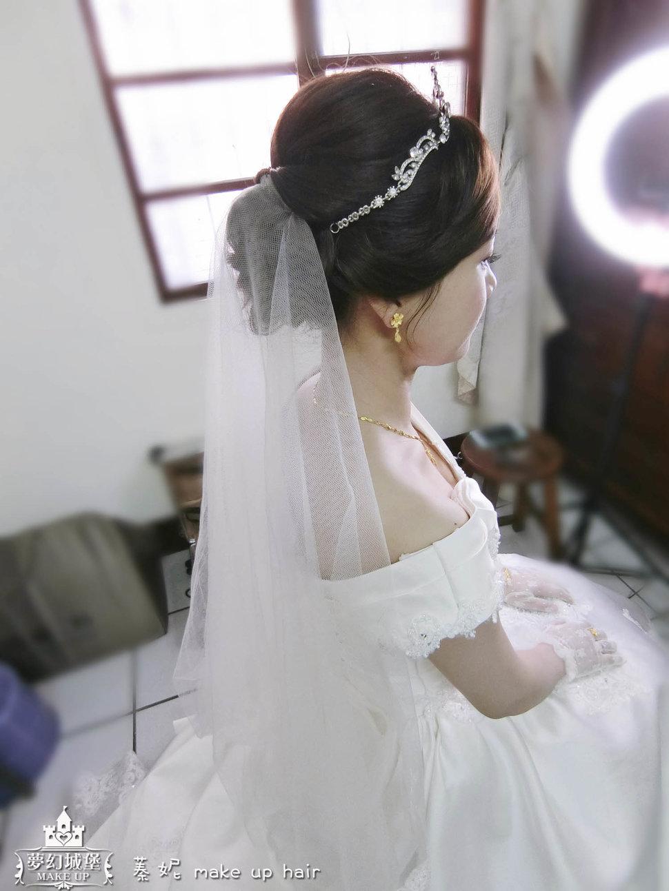 CIMG0830-2 - 夢幻城堡彩妝造型團隊 - 結婚吧