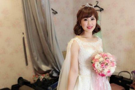 [新秘LARA]婚宴造型