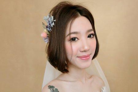 [新秘SHOW]新娘造型創作