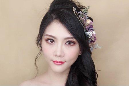 [新秘蓁妮]韓系甜美造型